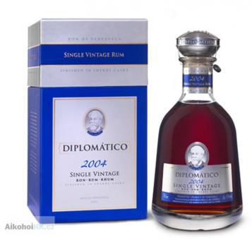 Ron Diplomatico Vintge 2004