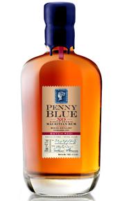 Penny Blue, XO Single Estate, Mauritian Rum - Batch #4