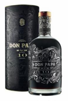 Don Papa 0,7l 43% Limitovaná edice