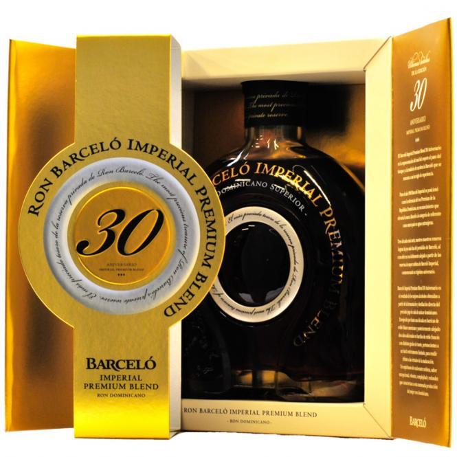 Barceló Imperial Premium 30 Y.O. new version