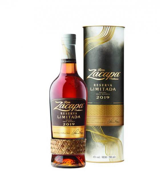 Ron Zacapa Centenario Reserva Limitada 2019 Rum 0,7L (Dárkové balení)